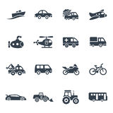 Vehicles Royalty Free Stock Photography