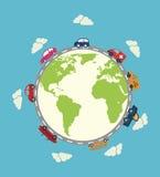 Vehiculesontwerp Royalty-vrije Stock Foto's
