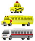 Veicoli - trasporto Immagine Stock