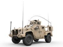 Veicolo militare leggero di combattimento illustrazione di stock