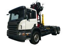 Veicolo per il trasporto del residuo di metallo Immagine Stock Libera da Diritti
