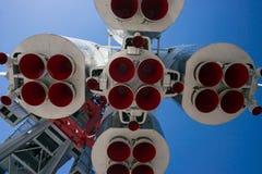 Veicolo spaziale Vostok-1 (East-1) di Yury Gagarin Immagini Stock