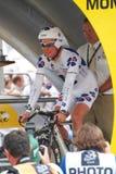 Veikkanen Jussi - Tour de France 2009 Lizenzfreie Stockfotografie
