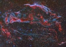 Veil Nebula Royalty Free Stock Images