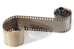 Veiled film Royalty Free Stock Images