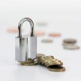 Veilige investering royalty-vrije stock foto's