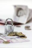 Veilige investering Stock Afbeeldingen
