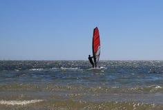 Veiligere wind Stock Afbeelding