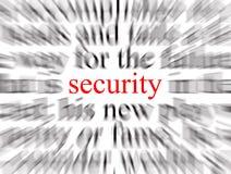 Veiligheid Royalty-vrije Stock Foto