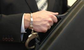 Veiligheid en veiligheid 1 van het bankwezen Stock Fotografie