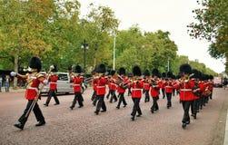 Veiligheid in Londen Royalty-vrije Stock Foto