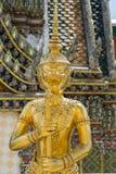 Veiligheid van koninklijke tempel Royalty-vrije Stock Fotografie