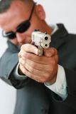 Veiligheidsagent Stock Foto