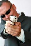 Veiligheidsagent Stock Afbeelding