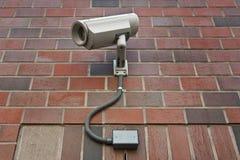 Veiligheidscamera Stock Afbeelding