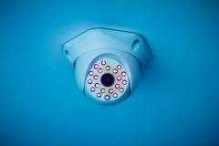 Veiligheidscamera Stock Foto's