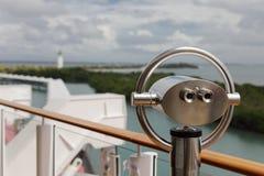 Veiligheidscamera op dak royalty-vrije stock foto's