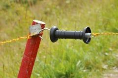 Veiligheidskabel Royalty-vrije Stock Afbeeldingen