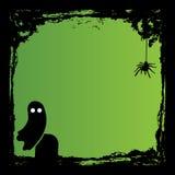 Veille de la toussaint fantasmagorique Illustrationd'Â dans le format de vecteur illustration abstraite de vecteur Image stock
