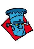 Veille de la toussaint Frankenstein Photos libres de droits