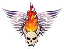 Veille de la toussaint infernale Images stock