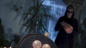 Veille de la toussaint Type d'alerte Halloween clips vidéos