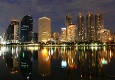 Veilleuse à Bangkok Photographie stock