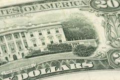 Veinte dólares Fotos de archivo