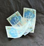 veinte dólares de Hong Kong Foto de archivo libre de regalías