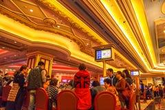 Veintiuna veneciana del casino foto de archivo libre de regalías