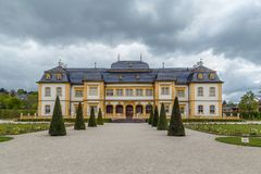 Veitshochheim Palace, Germany Stock Image