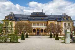 Veitshochheim Palace, Germany Stock Images