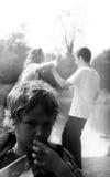 veiw childs стоковые изображения