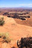 Parco nazionale di Canyonlands Immagini Stock