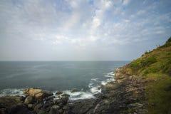Veiw de phare c?l?bre chez Vengurla, Sindhudurga, maharashtra, Inde images libres de droits
