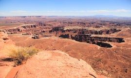 Canyonlands nationalpark   Royaltyfri Foto