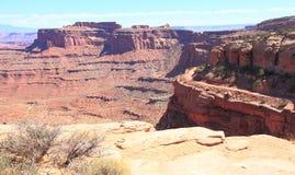 Canyonlands park narodowy   Fotografia Royalty Free
