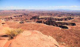 Het Nationale Park van Canyonlands   Royalty-vrije Stock Foto