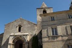 Veja dos les Baux de Provence fotos de stock royalty free