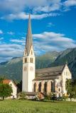 Veja a municipalidade em Áustria Foto de Stock