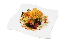 Veja o alimento Fotografia de Stock