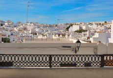 Vejer balcony royalty free stock images