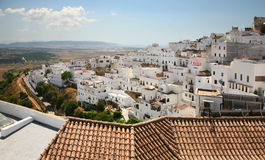 Vejer de la Frontera, Cadiz Royalty Free Stock Photography