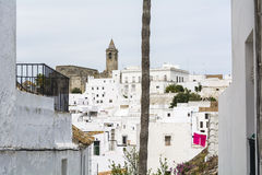 Vejer de la Frontera, Cadiz, Andalusia, Spain Royalty Free Stock Photos