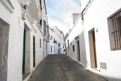 Vejer de la Frontera, Cadiz, Andalusia, Spain Royalty Free Stock Photo