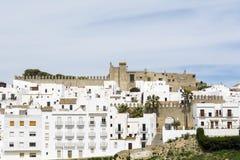 Vejer de la Frontera, Cadiz, Andalusia, Spain Stock Photography