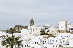 Vejer de la Frontera, Cadiz, Andalusia, Spain Stock Image