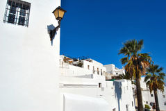 Vejer de la Frontera, Spain Royalty Free Stock Photo