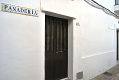 Vejer de la Frontera - Spain Royalty Free Stock Photography