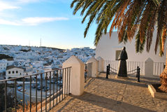 Vejer de la Frontera, Spain Royalty Free Stock Photos